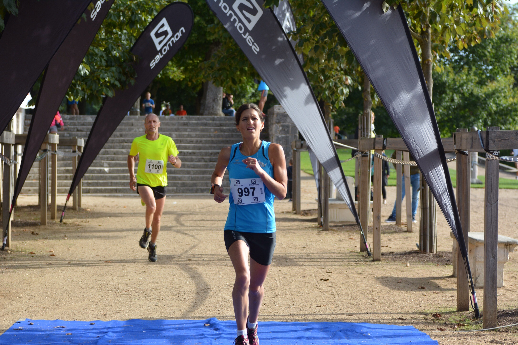 06-09-15 – Urban trail de Blois