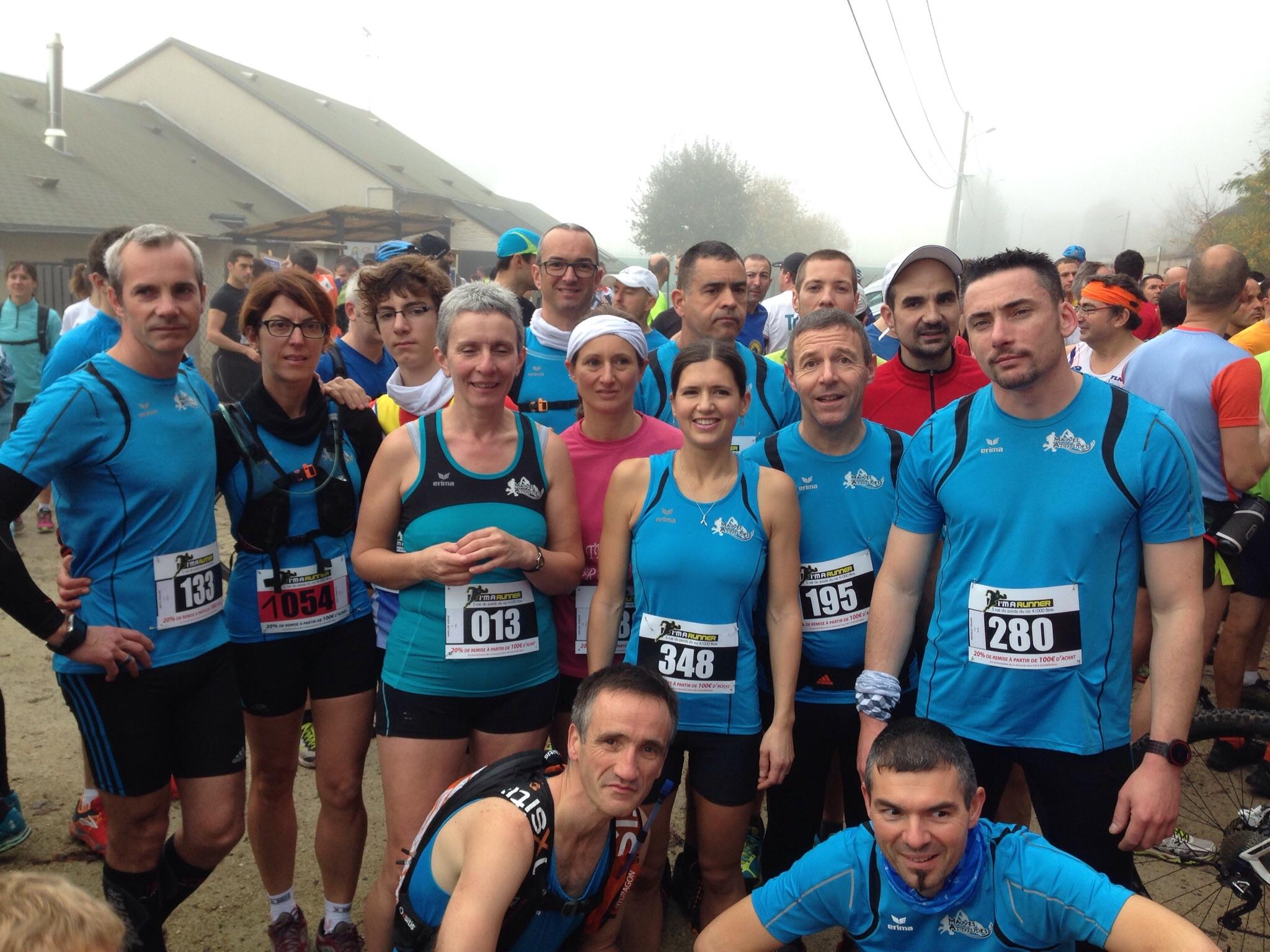 8-11-2015 – Trail des postiers