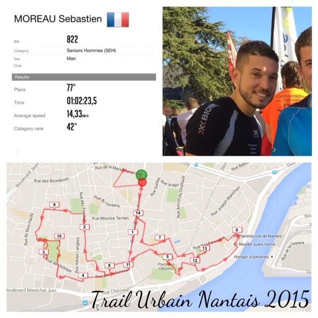 25-10-2015 – Urban trail de Nantes