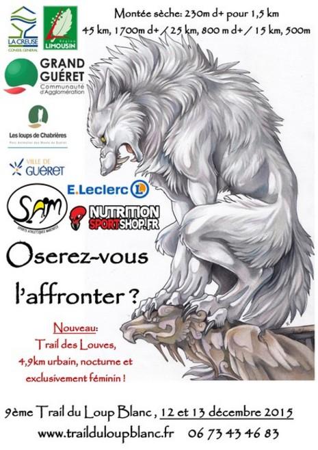 12/13-12-2015 – Trail du Loup Blanc