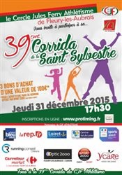 31-12-2015 – La corrida de la Saint Sylvestre