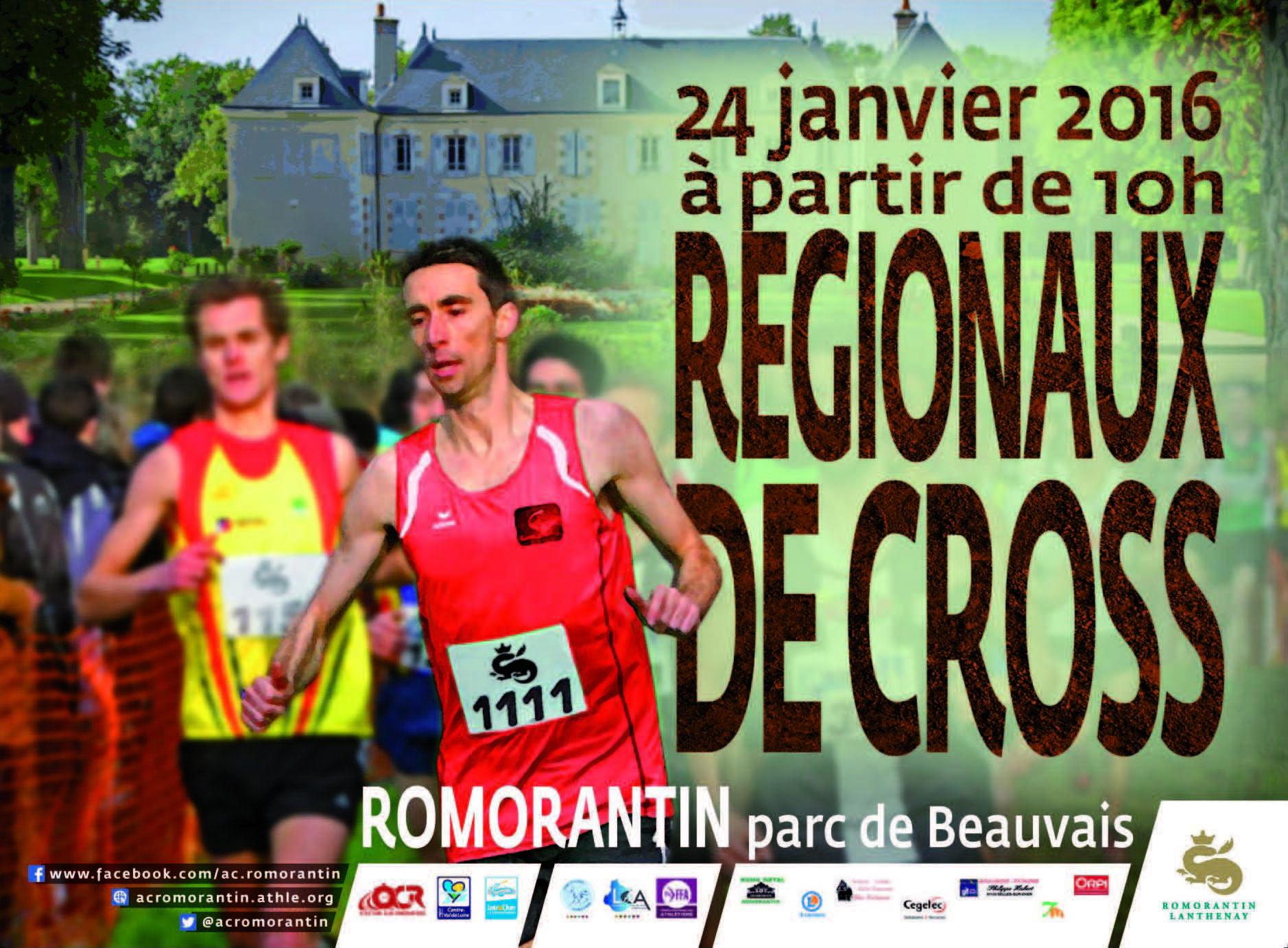 24-01-2016 – Championnat régional de cross