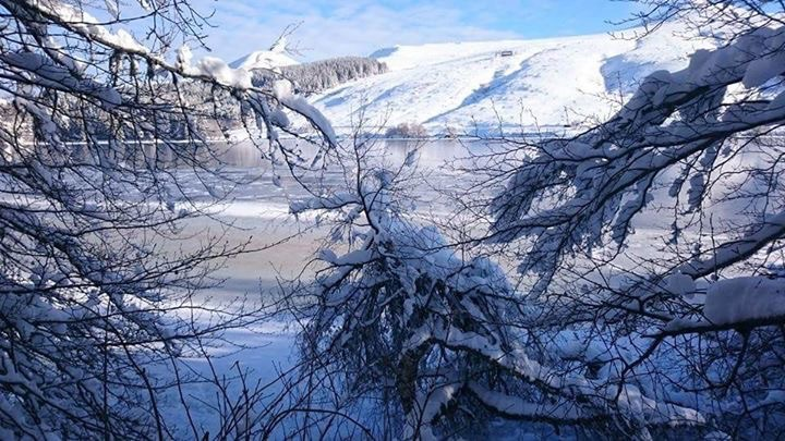 Un avant goût du défi hivernal…