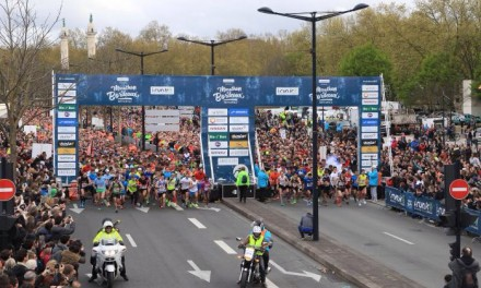 9-04-2016 – Semi marathon de Bordeaux