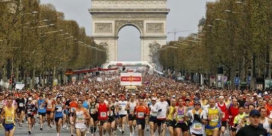 Résultats rapide de nos marathoniens……