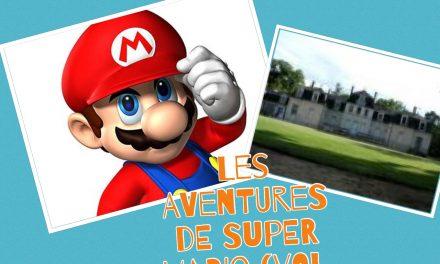 Les aventures de Super Mario au Trail des châteaux de Saint Cyr en Val (vol.2)