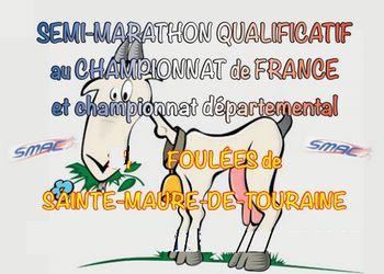 4/09/2016 – Foulées de St Maur en Touraine (37)