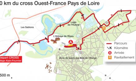 14-15 janvier 2017 – Cross Ouest France (Le Mans)