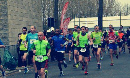 19-03-2017 : Deux athlètes sur le semi-marathon de Chartres