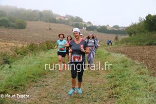 1-10-2017 – Trail du cassoulet (Toulouse -37)