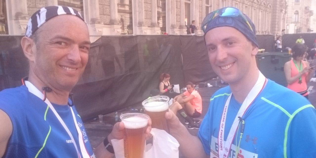 22/04/2018 – Marathon de Vienne (Autriche)