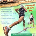 2/09/2018 – Semi marathon Gien Briare Gien