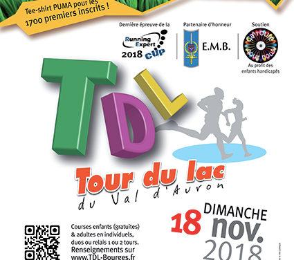 18/11/18 – tour du Lac d'Avron (18 – Bourges)