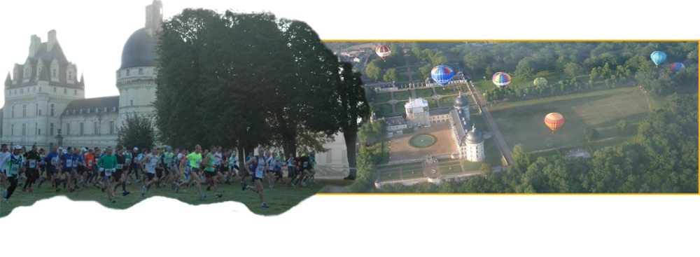 Les  foulées du château de Valençay – 18 oct 2015
