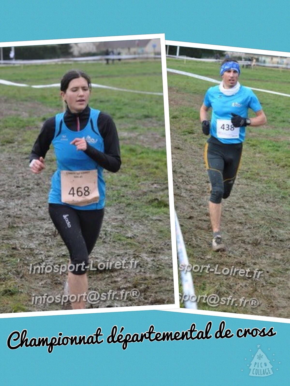 10-01-16 – Championnat départemental de cross country à Gien