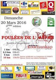 Les foulées de L'ASFAS- 20/03/2016