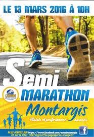 13-03-2016 – Semi marathon de Montargis