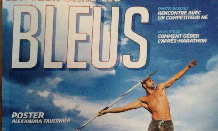 Le magazine ATHLÉTISME (avril-mai) est arrivé