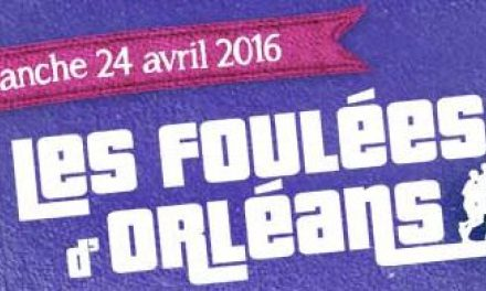 24-04-2016 – Les foulées d'Orléans