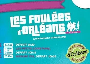Les Foulées d'Orléans – 24-04-2016