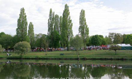 7-05-2016 – Trail des sangliers des chênaies