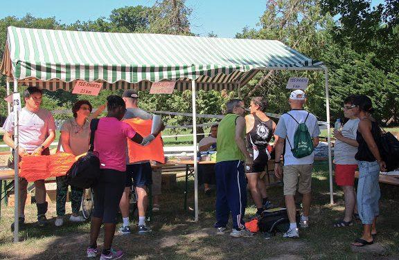 Trail des maquisards à Lorris (45) – 20/08/2016