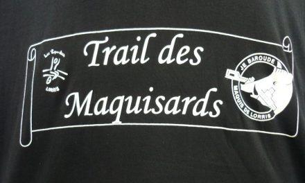 20/06/2016 – Trail des maquisards (45-Lorris)