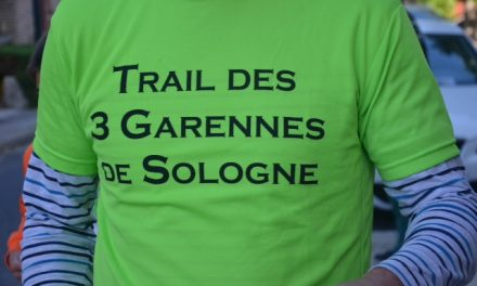 2-10-2016 – Trail des 3 Garennes (Chaumont sur Tharonne 41)