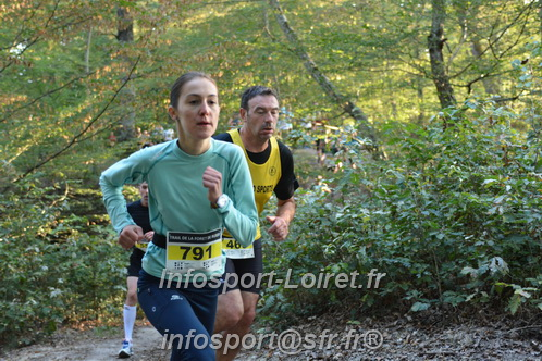 9-10-2016 – Les foulées gervaisiennes et Trail de la forêt de Russy