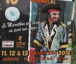 13-11-2016 – Semi marathon de Cognac