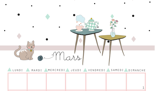 Programme du mois de Mars – le mois des pluies