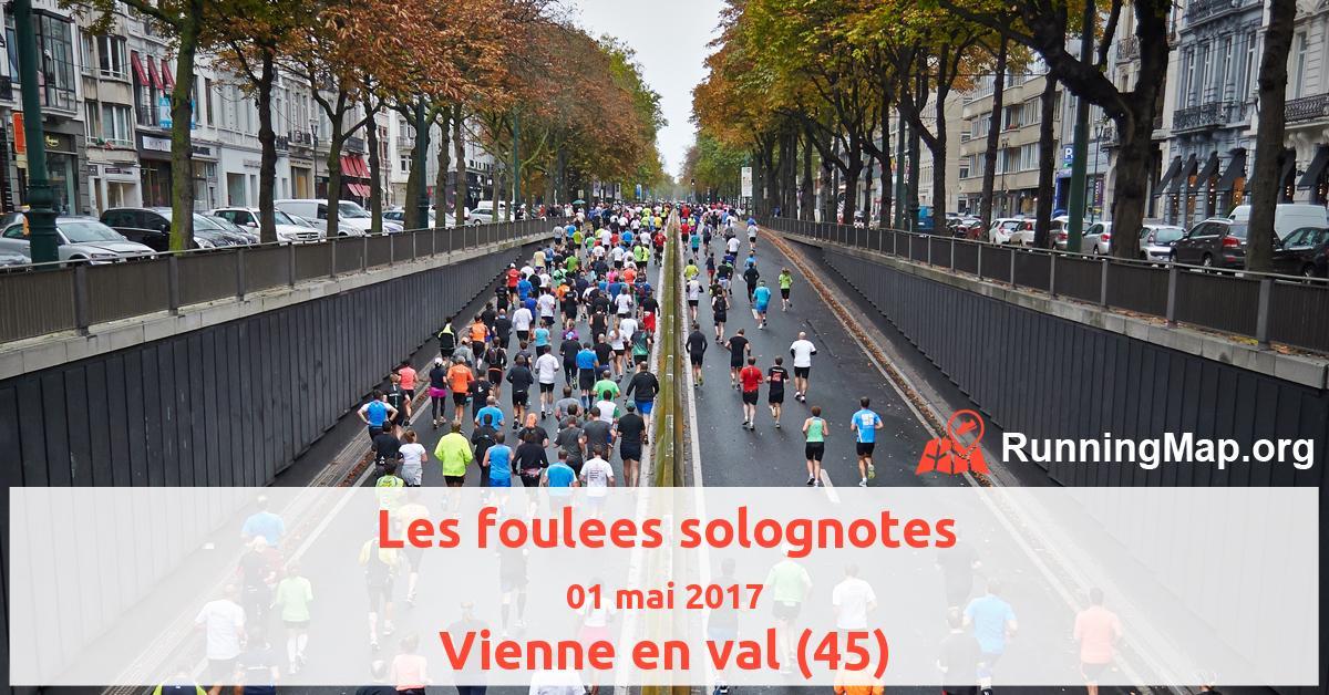 1-05-2017 – Les foulees de Vienne-en-Val