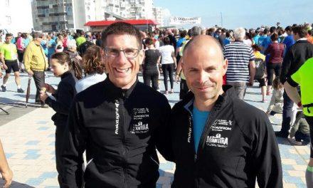 06-05-2017 – Arnaud et Alex à l'assaut des plages de Bretignolles !