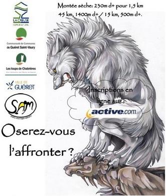 9-10/12/2017 – Le trail du loup blanc