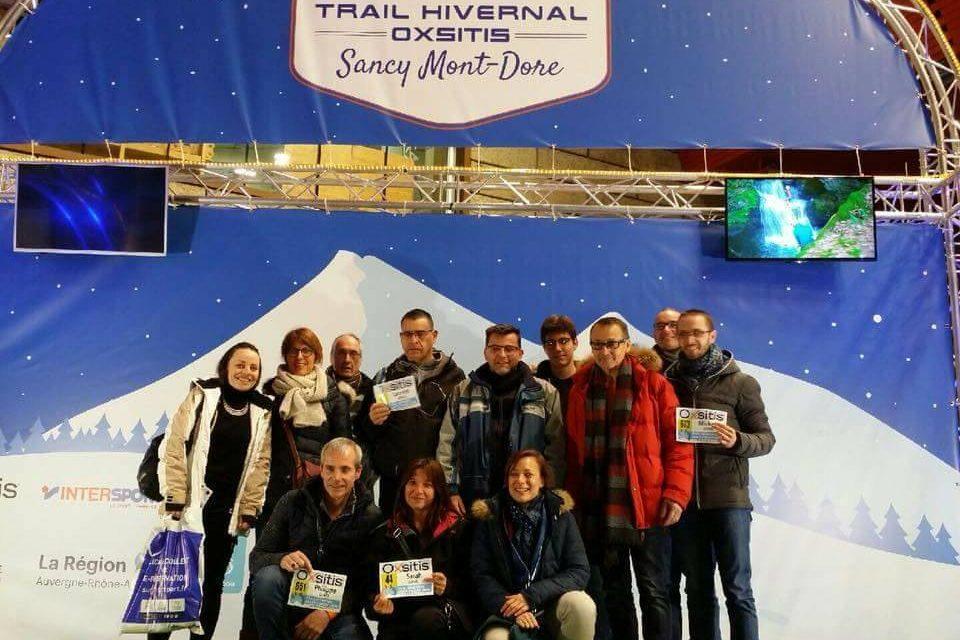 14-01-2018 : Retour sur le Trail Hivernal du SANCY- MONT DORE (63)