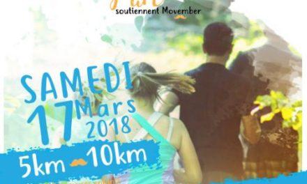 Les boucles du parc Floral à Orléans – 17 mars 2018