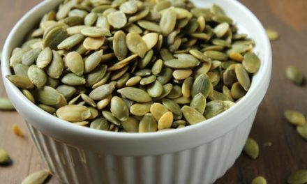 Les graines de courges