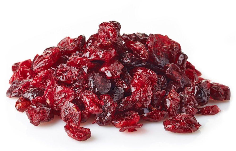 Les cranberries
