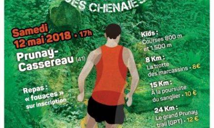 Les Sangliers de chênaies 12/05/2018 – Prunay Cassereau (41)