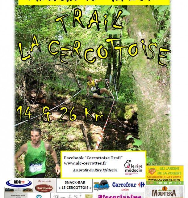 13/05/2018 – Trail de la cercottoise
