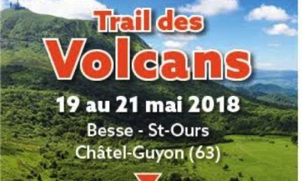 Du 19 au 21 mai – Trail des Volcans (63)