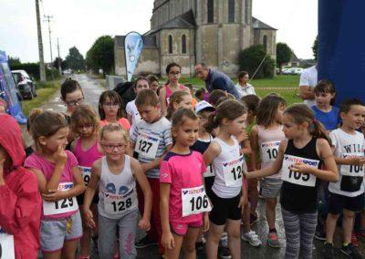 2 - Départ course enfant 600m