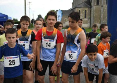 3 - Départ course enfant 1.2 km
