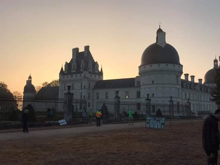 21/10/2018 – Trail des mollets des gâtines (36-Valencay)