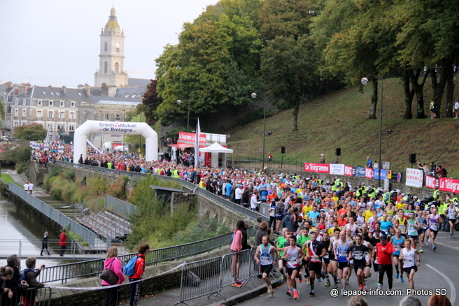 21/10/2018 – Marathon de Vannes
