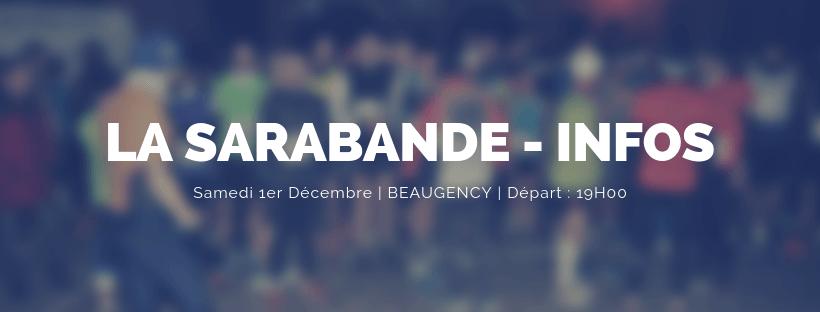 INFOS SARABANDE – Samedi 1er décembre