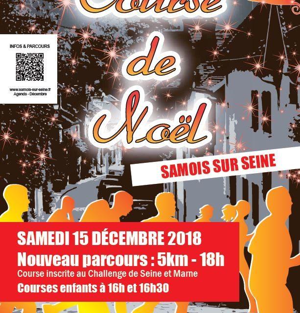 15-12-2018 – Corrida de Samois sur Seine