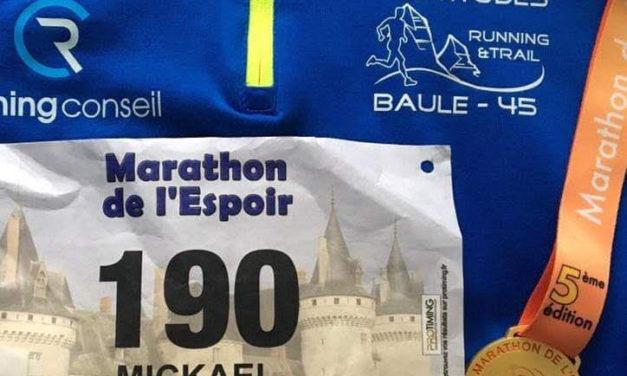 9/12/2018 – Marathon de Sully