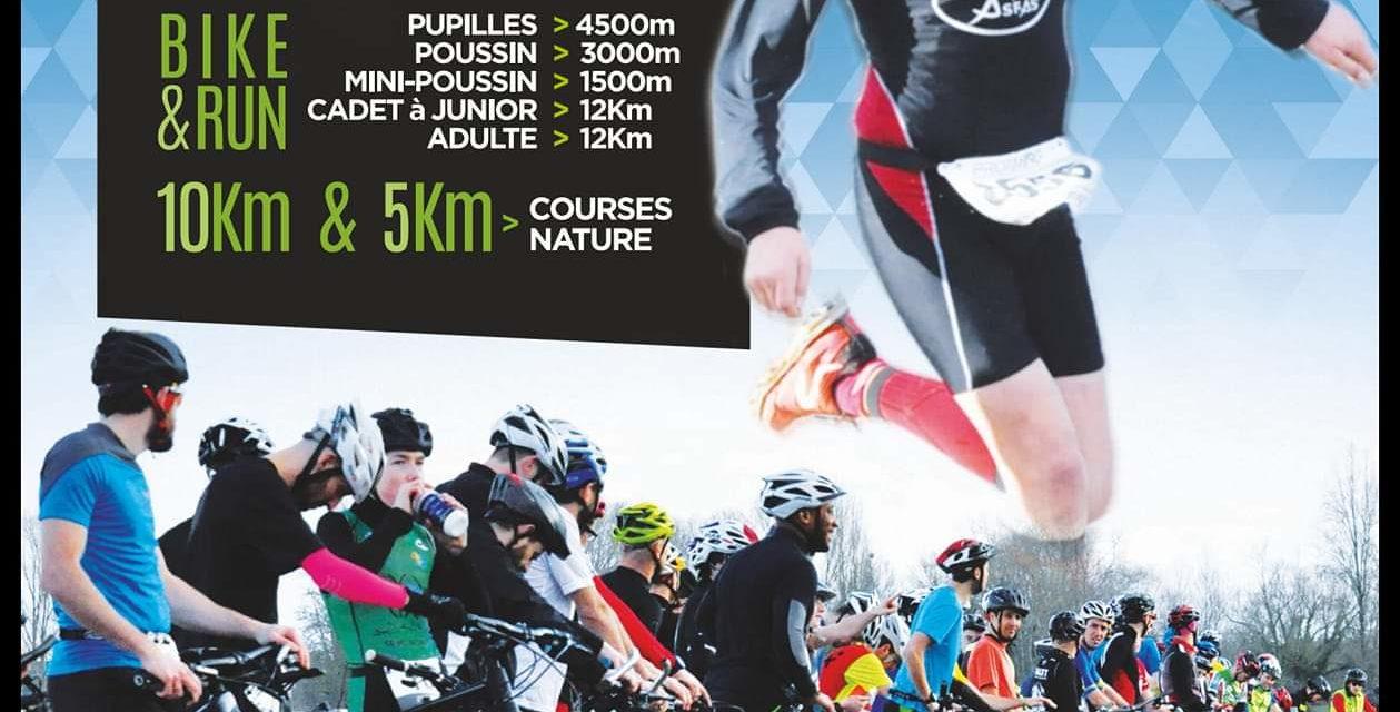 Bike & Run d'Orléans