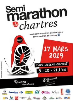 Semi marathon de Chartres
